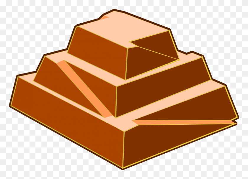 Pyramid Clipart Brick - Lose Clipart