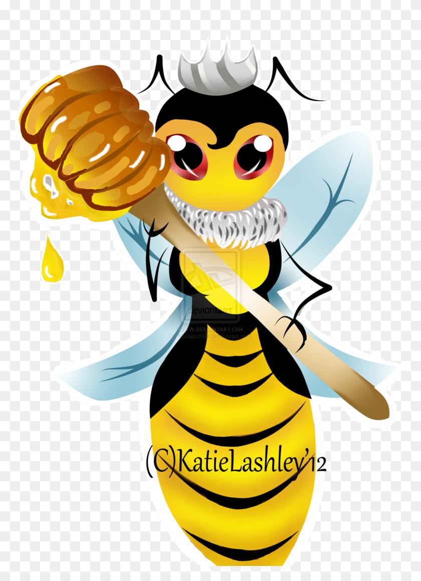 Queen Bee Clip Art - Queen Bee Clipart