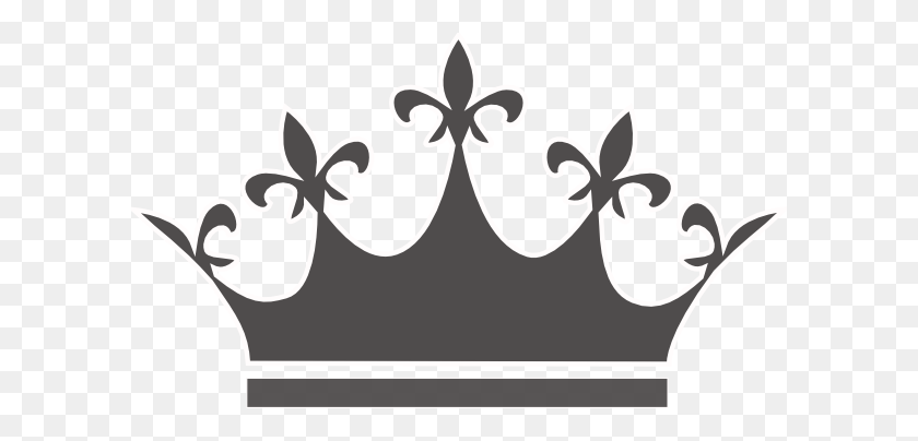 Queen Crown Clip Arts Download - Crown Outline PNG