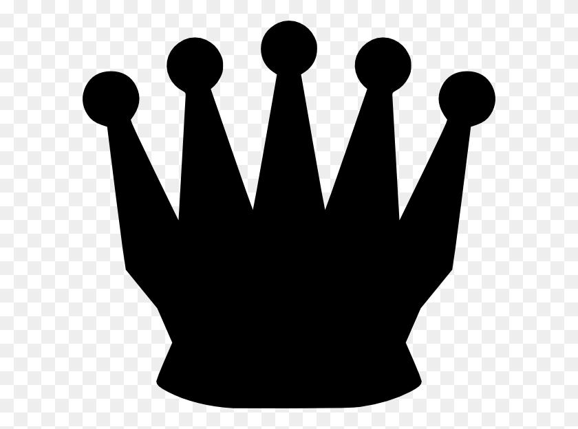 Queen Silhouette Clip Art - Crown Silhouette Clip Art