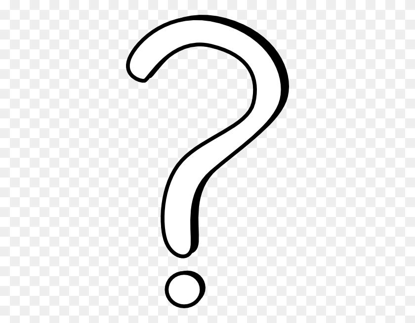 Question Mark Black And White Clipart, Question Clip Art Black - Uncle Sam Clipart Black And White