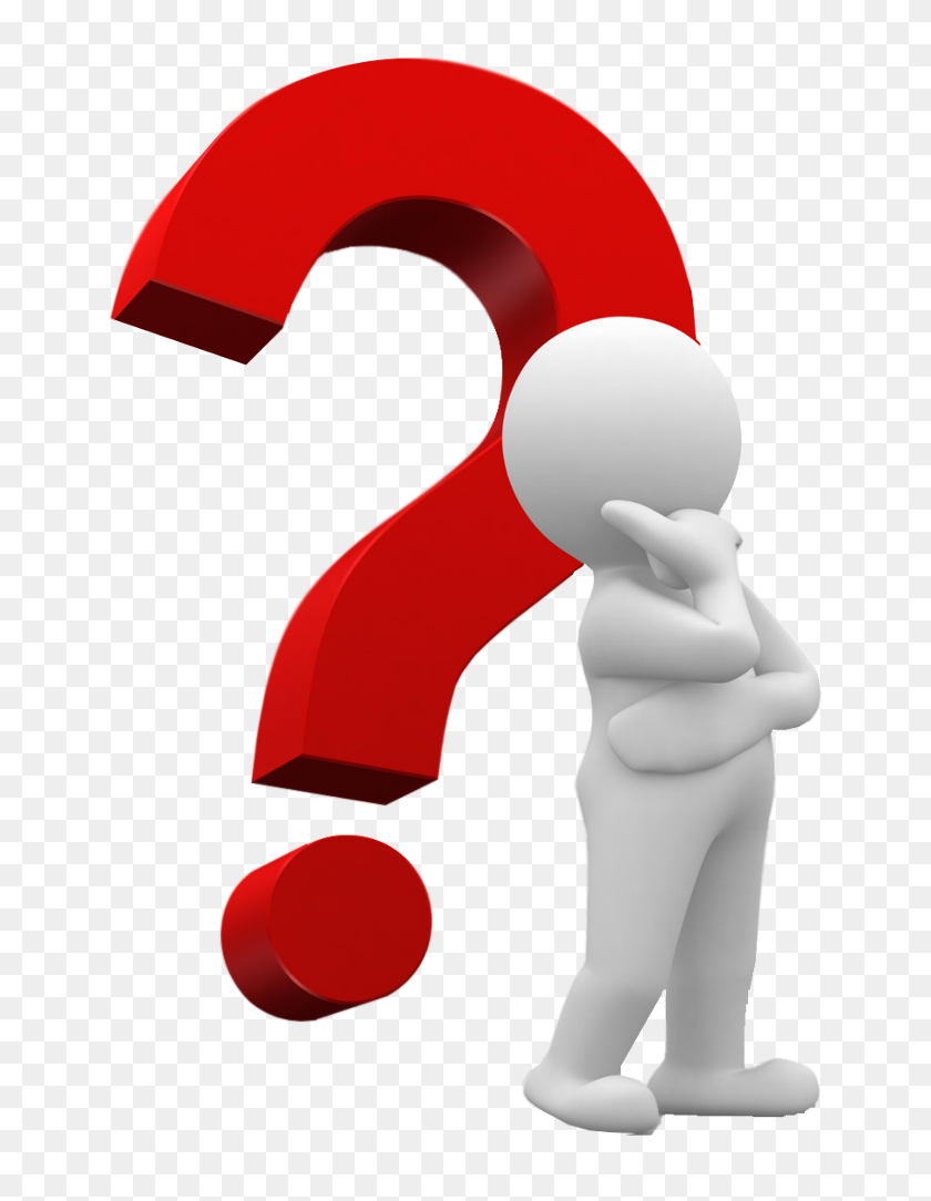 Question Mark Clipart Png Download Question Mark - Question And Answer Clipart