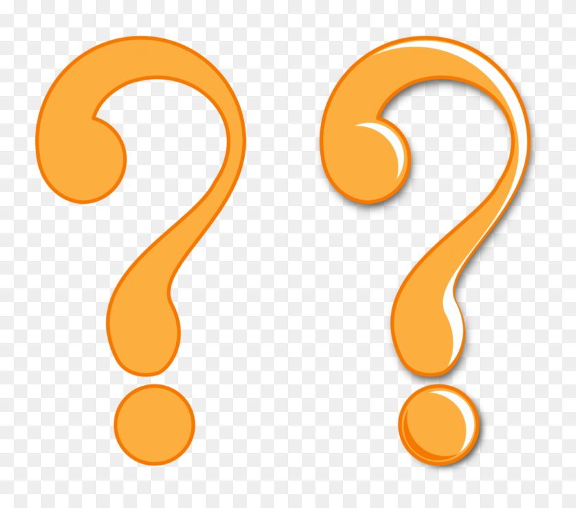 Question Mark Glaze Minimal Monsterbrain Clipart Of Winging - Question And Answer Clipart
