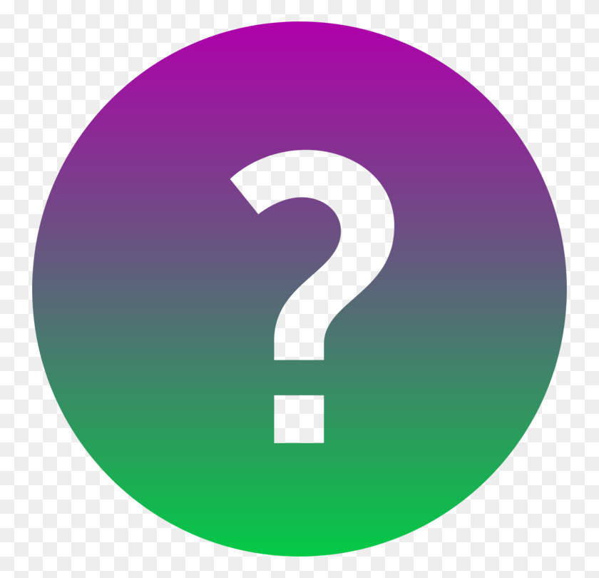 Question Mark Inquiry Screenshot App Store - Trivia Clipart