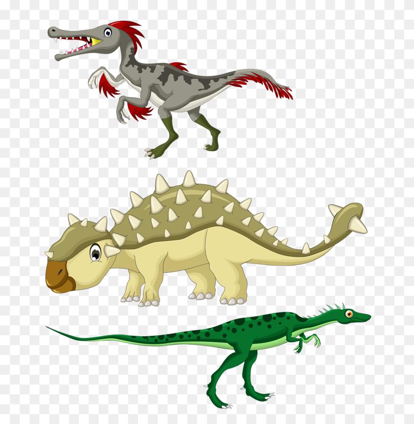 Quilting Dinosaur Drawing, Clip Art - Cartoon Dinosaur Clipart