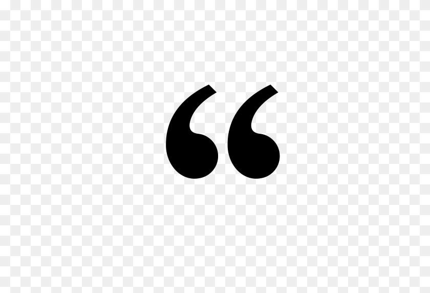 Quotation Marks, Marks, Quote Icon With Png And Vector Format - Quotation Mark PNG