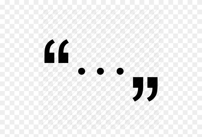 Quote, Quotes Icon - Quote Icon PNG
