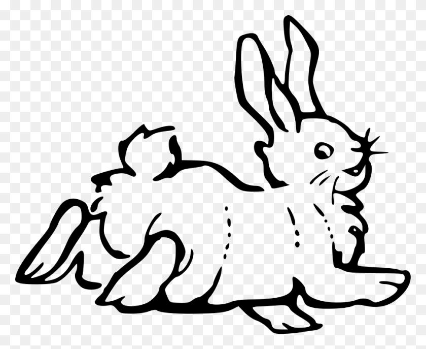 Rabbit Clip Art Free - Playbook Clipart
