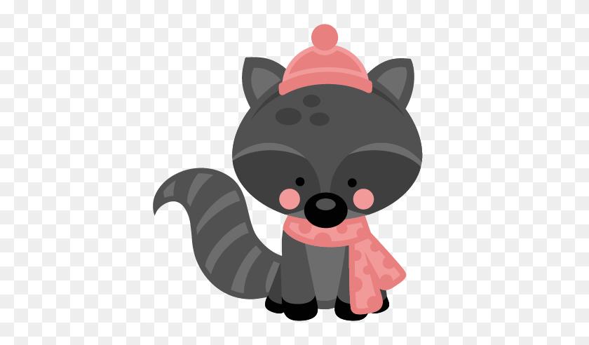Raccoon Raccoons, Cricut - Free Woodland Animal Clipart