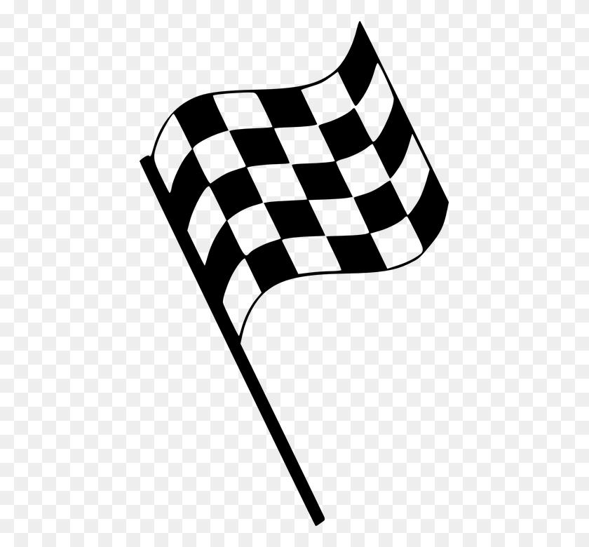 Racing Flag Clipart - Racing Flag Clipart