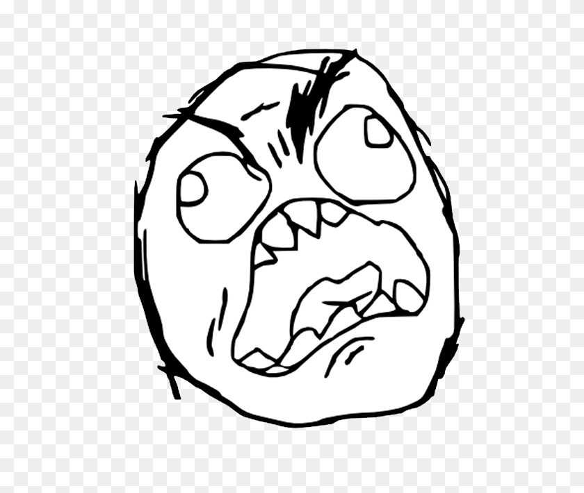 Rage Face Rage Face Funny Faces Rage Faces, Face - Troll Face PNG