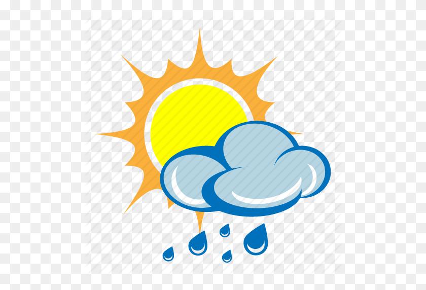Rain And Sun Png Transparent Rain And Sun Images - Sun PNG
