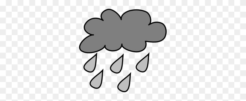 Rain Cloud Images Cartoon - Rainfall Clipart