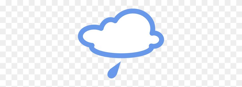 Rain Storm Clip Art - Rainfall Clipart