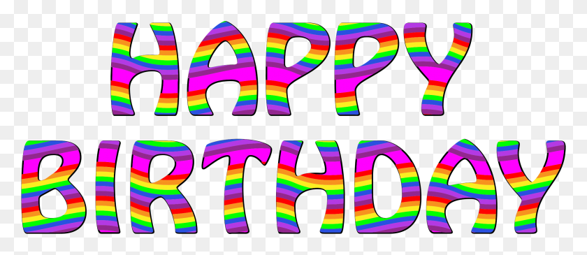 Rainbow Clipart Happy Rainbow - Rainbow Clipart Image