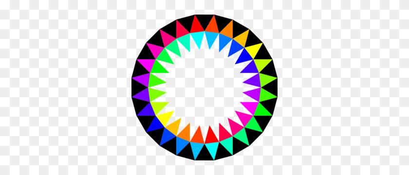 Rainbow Colors Clip Art - Rainbow Pot Of Gold Clipart