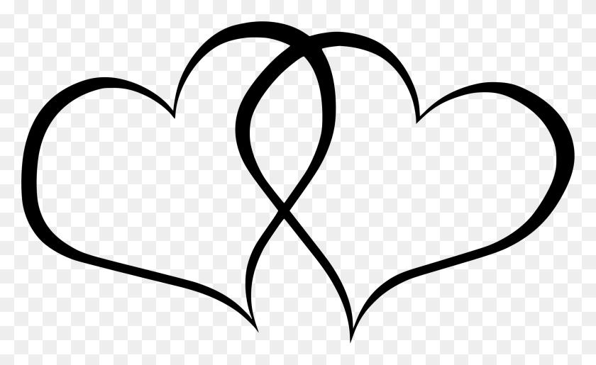 2112x1233 Rainbow Heart Clipart Free Heart Clipart - Arrow With Heart Clipart