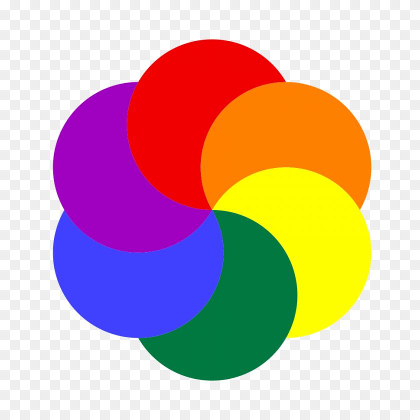 Rainbow Partial Moons Clipart - Rainbow Images Clip Art
