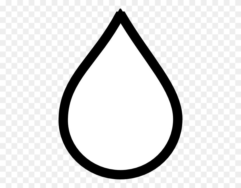 Raindrop Stencil Clipart - Stencil Clipart