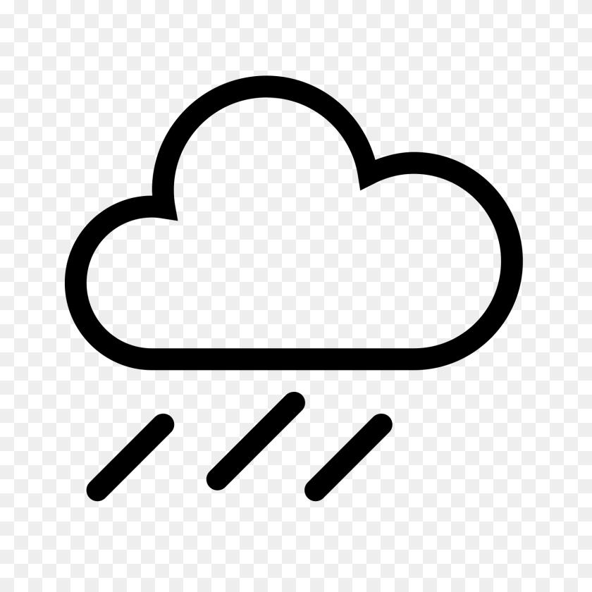 Rainfall Icon - Rain Overlay PNG