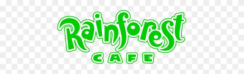 Rainforest Cafe Logos, Free Logo - Rainforest Background Clipart