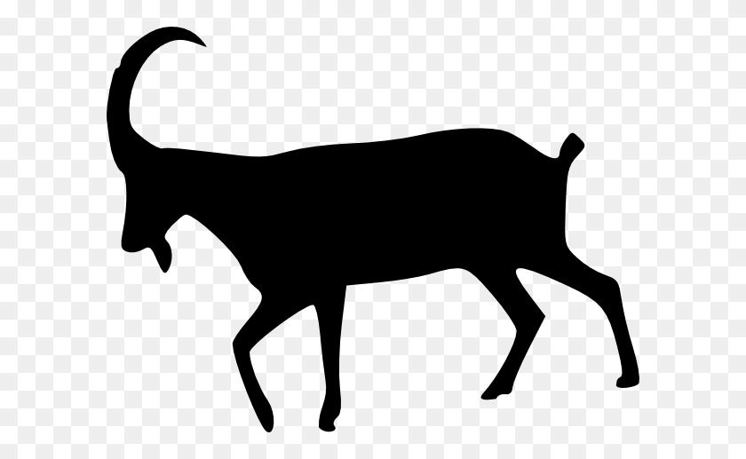 Ram Silhouette Png, Clip Art For Web - Cow Silhouette Clip Art