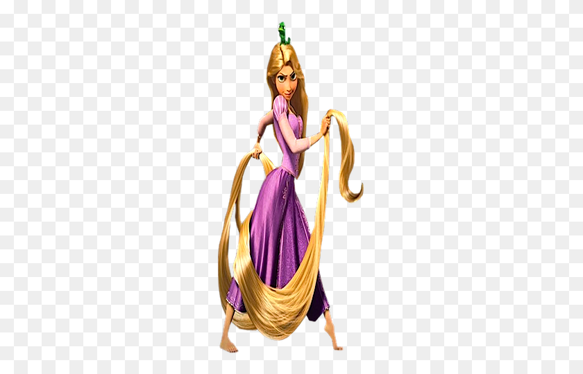 Rapunzel And Pascal Images - Rapunzel PNG