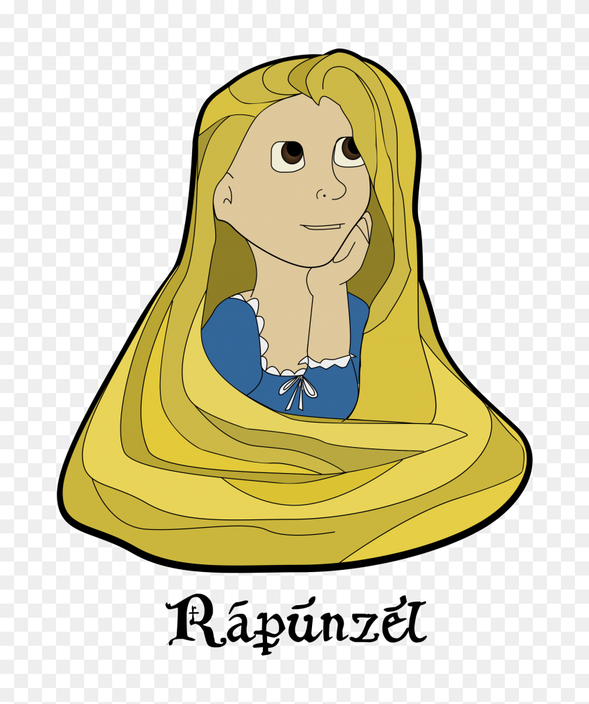 Rapunzel Icons Png - Rapunzel PNG