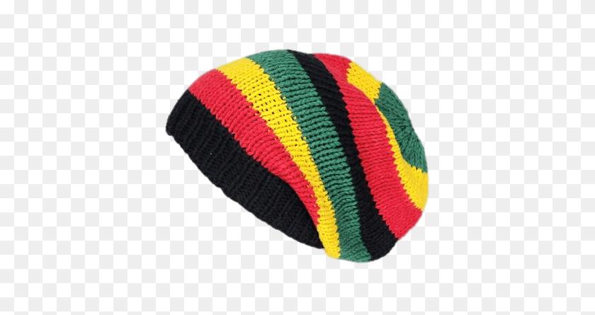 Rasta Hat Transparent Png - Rastafarian Clipart