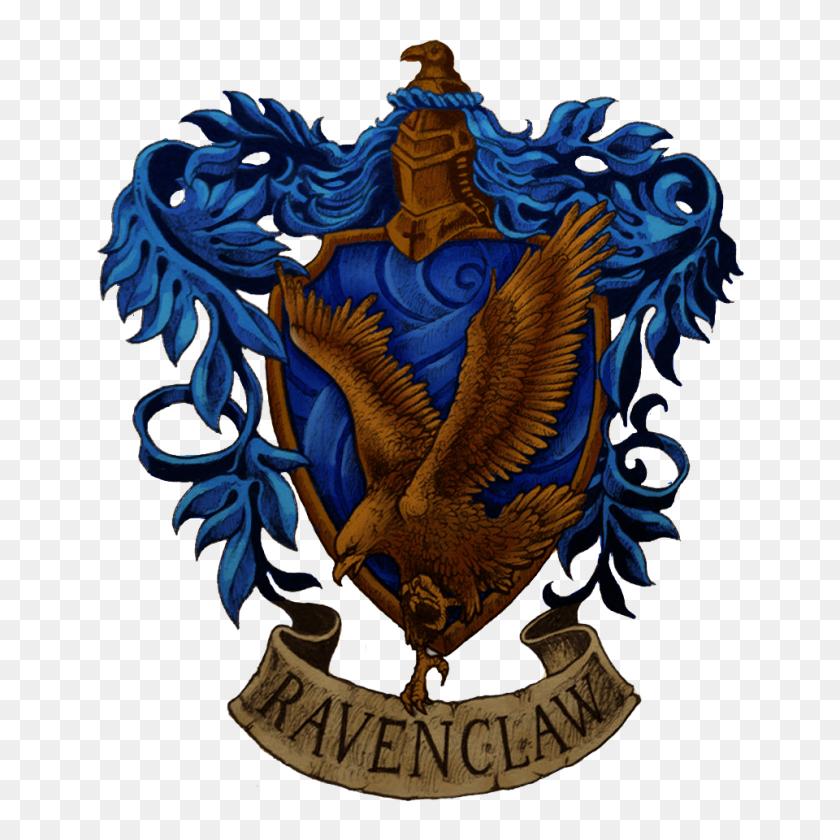 Ravenclaw Crest - Ravenclaw Crest PNG
