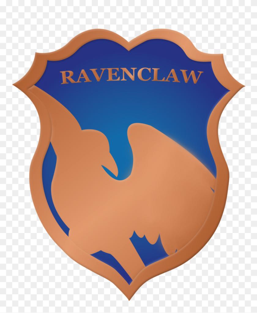Ravenclaw Crest Badge - Ravenclaw Crest PNG