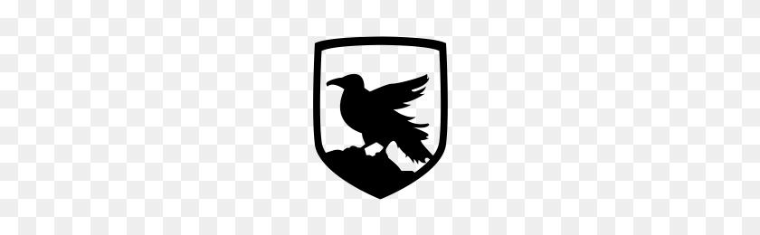Ravenclaw Crest Icons Noun Project - Ravenclaw Crest PNG