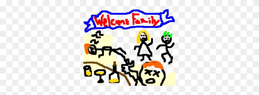 Reactions - Family Reunion Images Clip Art