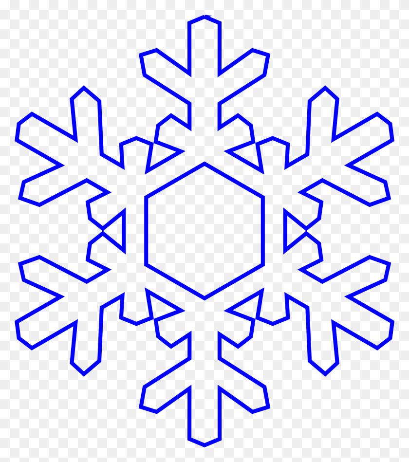 Real Snowflake Cliparts Snowflake Clipart - Snowflakes Falling PNG
