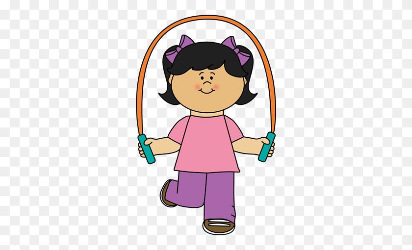 Recess Clip Art - School Girl Clipart