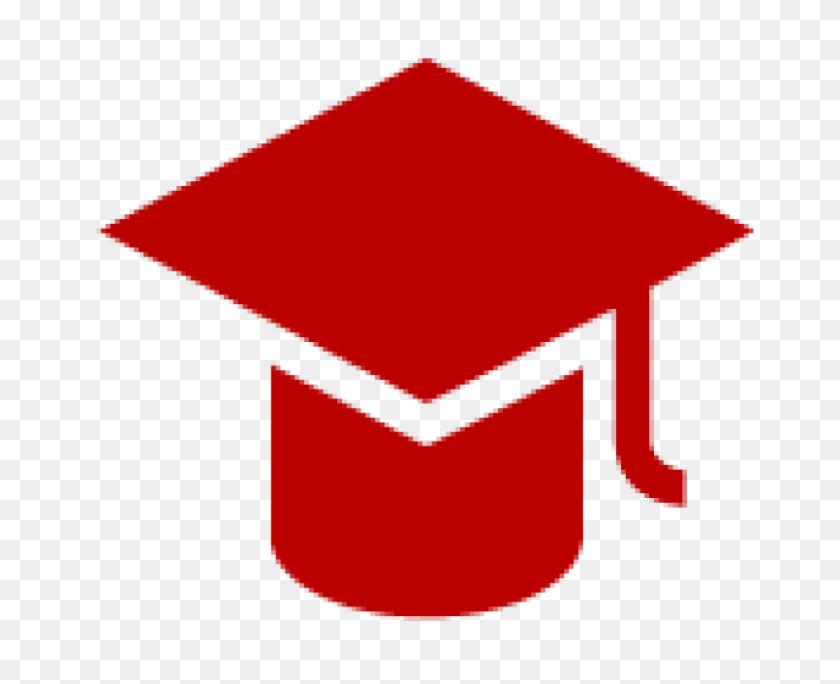 Recognised Clipart Clip Art Images - Red Graduation Cap Clipart