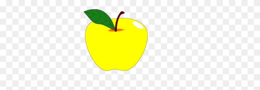 Red Apple Teacher Clip Art - Red Apple Clipart