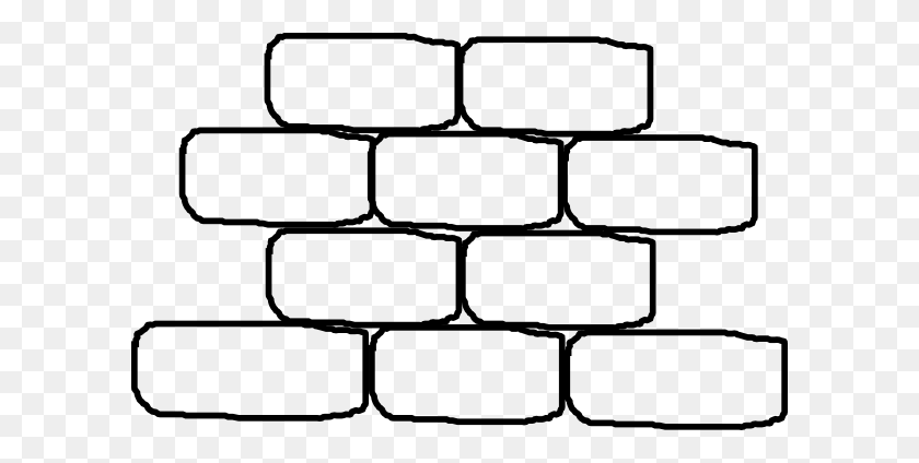 Red Brick House Clipart Brick Wall With No Words Hi For Brick Red - Brick House Clipart