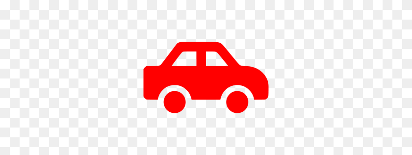 Red Car Icon - Red Car PNG