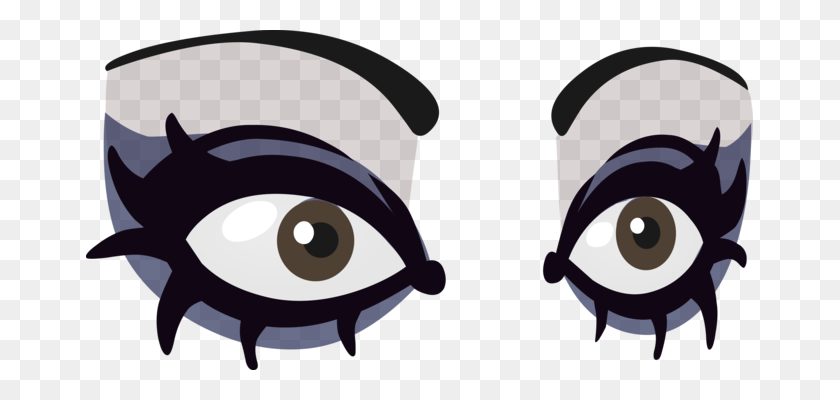 Red Eye Cartoon Dry Eye Syndrome Eye Strain - Insomnia Clipart