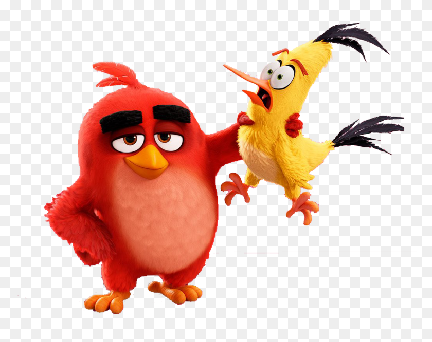 1024x796 Red In Cartoon Angry Birds, Birds, Angry Birds Movie Red - Angry Birds PNG