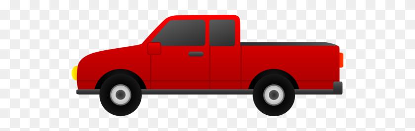 Red Pickup Truck Clip Art Bikes, Cars, Trucks, Etc - Pickup Truck PNG