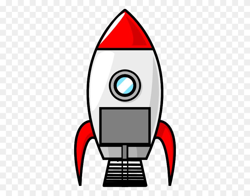 Flat Small Rocket, Rocket Clipart, Flat Ca
