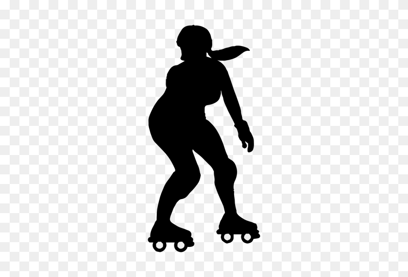Red Roller Skate Shoe - Roller Skate Clip Art