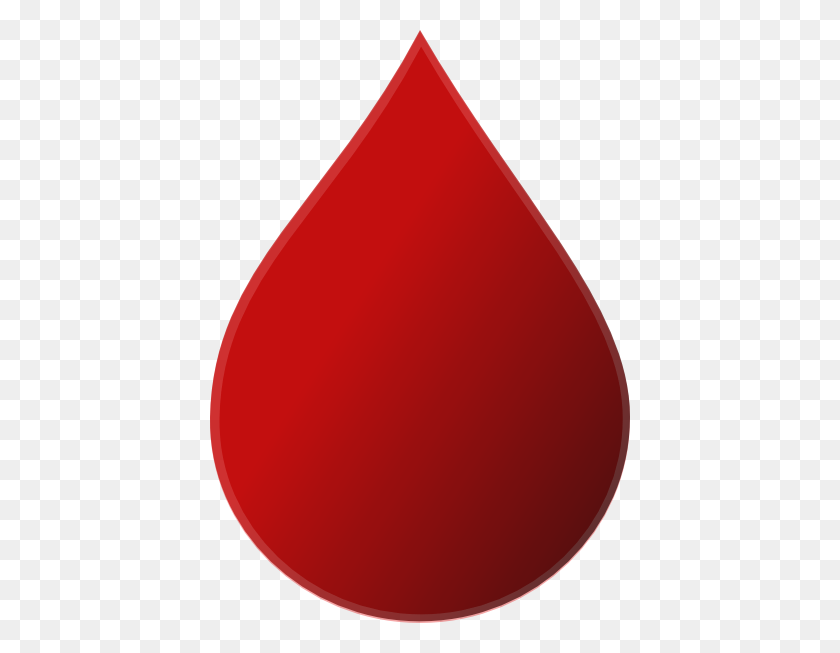 Red Water Drop Clip Art - Water Clipart PNG