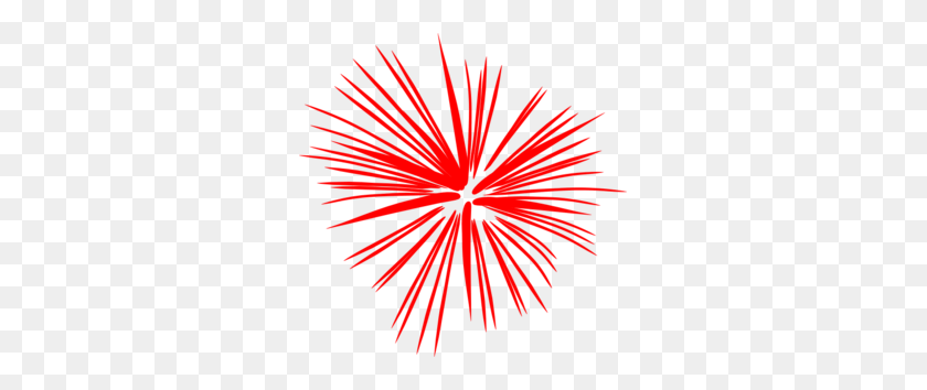 Red White And Blue Fireworks Clipart Large Red Fireworks Md - Red White And Blue Fireworks Clipart