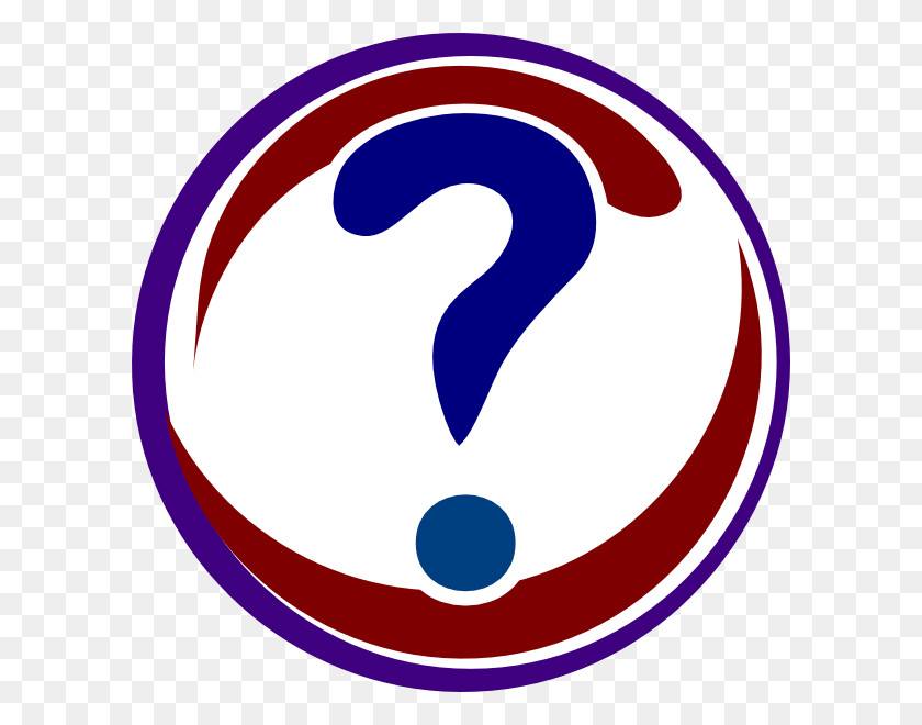 Rednavy Question Mark Clip Art - Question And Answer Clipart