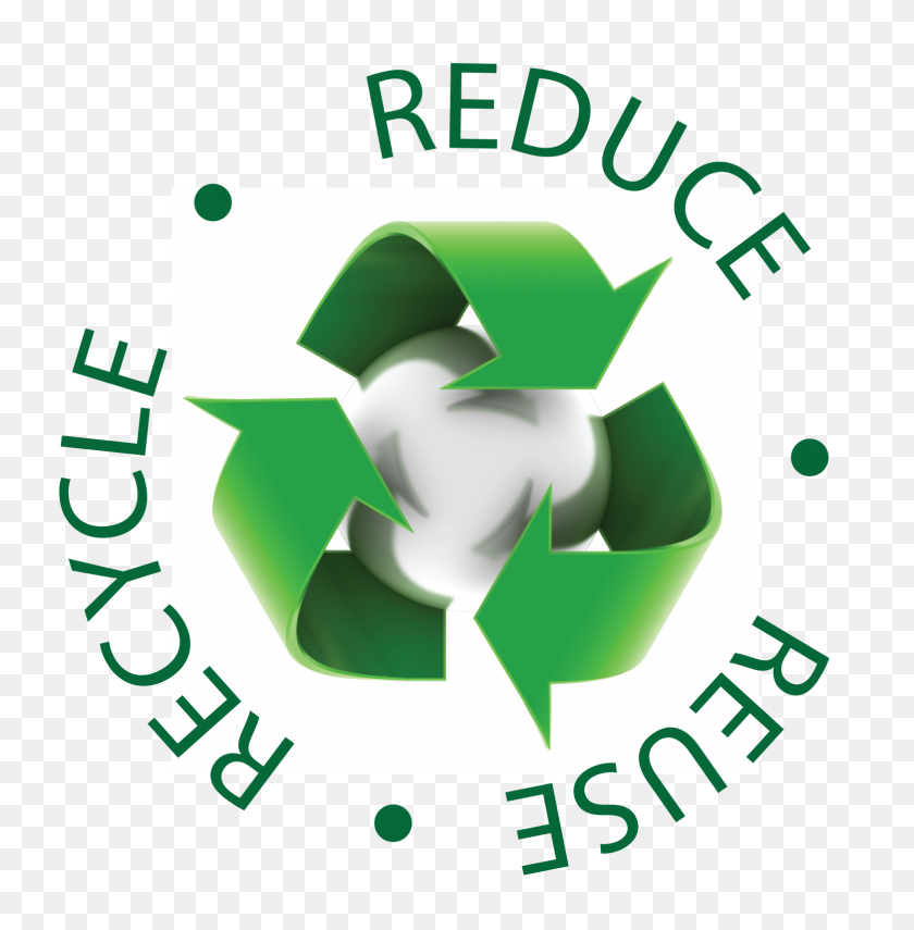 Reduce Reuse Recycle Earth Png Transparent Reduce Reuse Recycle - Recycle PNG