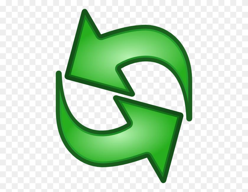 Refresh Clip Art Free Vector - Moss Clipart