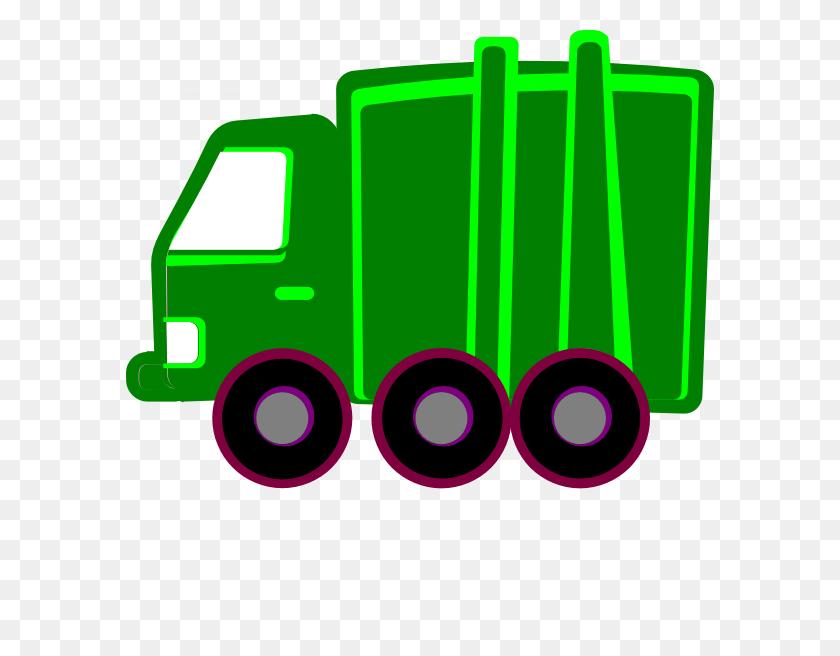 Refuse Truck Cliparts Free Download Clip Art - Ups Truck Clipart